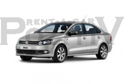 Volkswagen Polo Sedan 1.6 AT