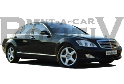Mercedes S500 4matic (W221)